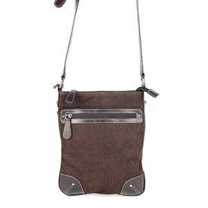 Women's Genuine Suede Leather Bag Pouch Crossbody